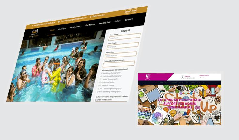 website design slide 2