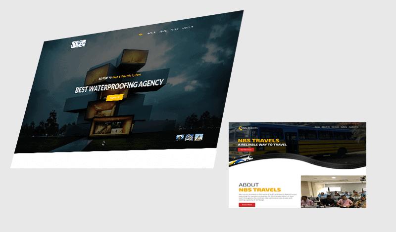 website design slide 4