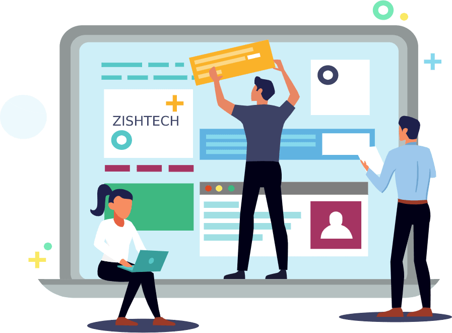 Responsive Website Design Company In Mumbai Zishtech