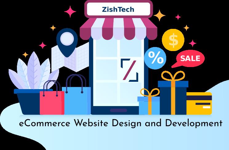 ecommerce website design and development company in mumbai